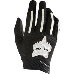Fox Racing Mens Union Airline Mesh Gloves Black