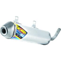 FMF Racing TurbineCore 2.1 Silencer Husaberg KTM Stainless Steel Aluminum 025179 Unpainted