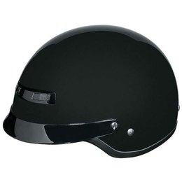 Black Z1r Nomad Half Helmet