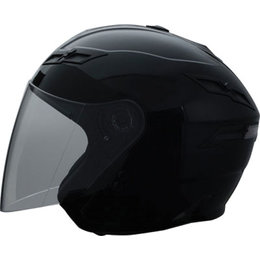 GMax GM67 Open Face Helmet Black