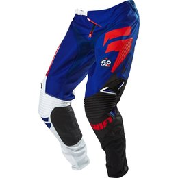 Shift Racing Mens Faction Pants White