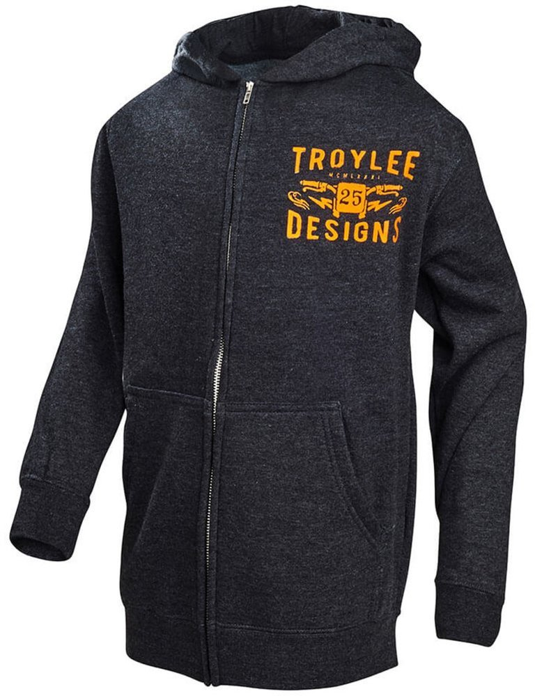 9ebba186a  56.00 Troy Lee Designs Youth Boys Winning Zip Up Cotton  1003832