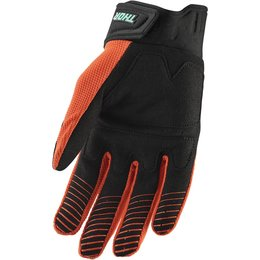 Thor Mens Rebound Gloves Orange