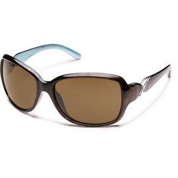 SunCloud Womens Weave Sunglasses Brown