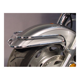 MC Enterprises Fender Trim Front Chrome For Suzuki Blvd C90 VL1500 Intruder LC