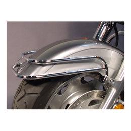 MC Enterprises Fender Trim Front Chrome For Suzuki Blvd C90 VL1500 Intruder LC
