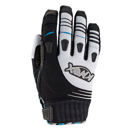 Knox Mens ORYX OR2 Riding Gloves White