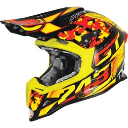 Just1 J12 J-12 Tim Gajser Replica MX Helmet Red