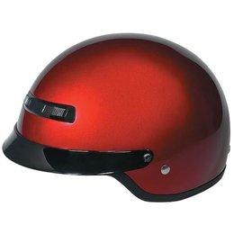 Wine Z1r Nomad Half Helmet
