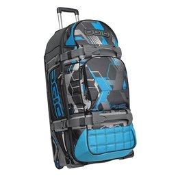 Ogio Rig 9800 Rolling Luggage Wheeled Gear Bag Black