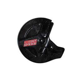 Lightspeed Carbon Front Disc Guard 295MM Carbon Fiber For Honda CR/F