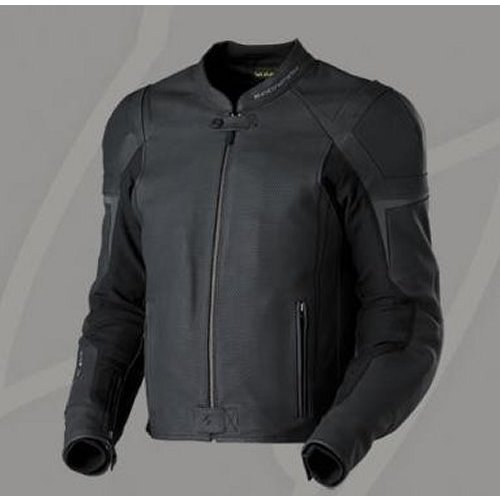 Scorpion stinger leather jacket