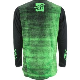 Fly Racing Mens Kinetic Noiz Jersey Green