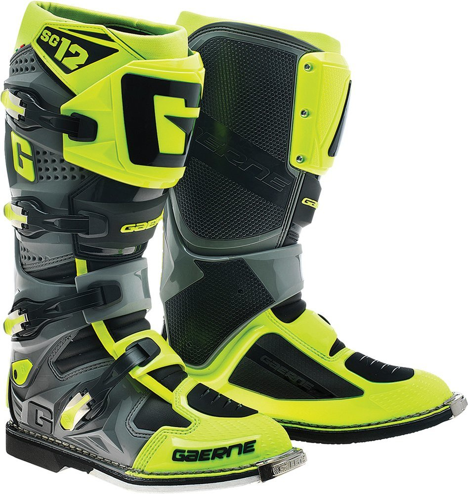 Gaerne Mens Sg 12 Sg12 Motocross Boots 260187
