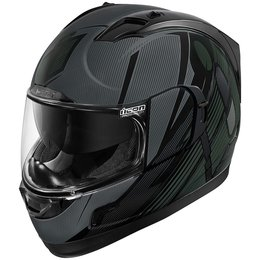 Icon Alliance GT Primary Full Face Motorcycle Helmet Black