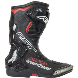 RST Mens Pro Series Race Boots Black
