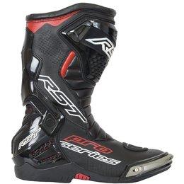 RST Mens Pro Series Race Boots Black