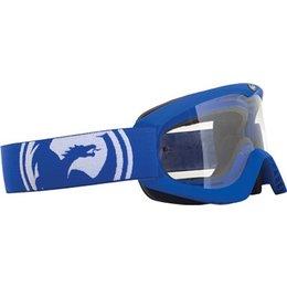 Blue, Clear Dragon Alliance X Goggles Blue Clear