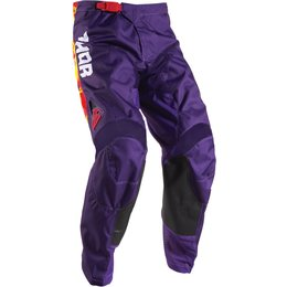 Thor Youth Boys Pulse TYDY Pants Purple
