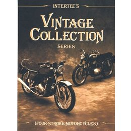 Clymer Repair Manual Vintage 4-Stroke