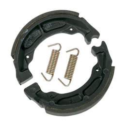 SBS ATV All Weather Brake Shoes With Springs Single Set Suzuki ALT50 LT50 2020 Unpainted