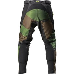 Thor Mens Terrain In-the-Boot Pants Green