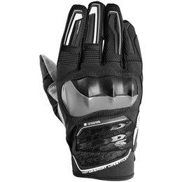 Spidi Sport Mens Wake EVO Textile Gloves Black