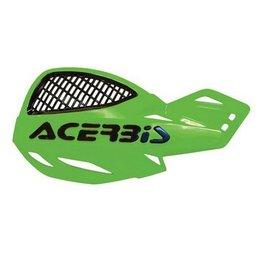 Acerbis Uniko Vented MX Hand Guards Green Universal