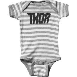 Thor Infant Loud Supermini One-Piece Bodysuit Grey