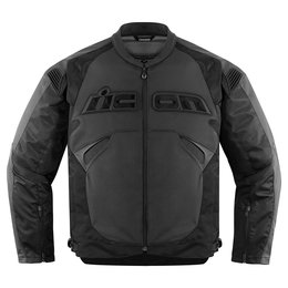 Stealth Icon Mens Sanctuary Leather Jacket 2014