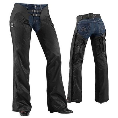 Wonderful Harley-Davidson FXRG Leather Overpant Review Back The FXRG Pants Are A Combination Of Leather ...
