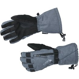 Divas Womens Craze 3.0 Snow Gloves Grey