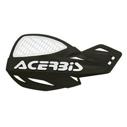 Acerbis Uniko Vented MX Hand Guards Black Universal