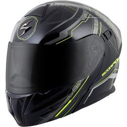 Scorpion EXO-GT920 Satellite Modular Helmet Green