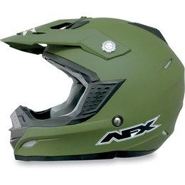 Flat Olive Drab Afx Mens Fx-19 Fx19 Helmet