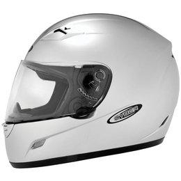 Cyber US-39 Full Face Helmet Silver