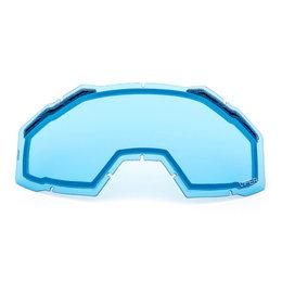 Klim Viper/Pro Snowmobile Goggle Double Lens Blue Tint