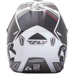 Fly Racing Kinetic Elite Onset Helmet White