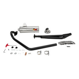 SuperTrapp IDSX Exhaust System Stainless Steel For Kawasaki Brute Force Suzuki