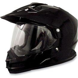 Black Afx Mens Fx-39ds Fx39 Ds Dual Sport Helmet Gloss