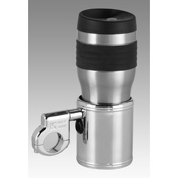 Kruzer Kaddy Combo Pack Kruzer Kaddy With Kruzer Travel Cup Chrome Universal