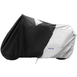 Black/grey Bikemaster Covermax Motorcycle Cover Sport Bike