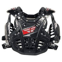 Black Fly Racing Youth Convertible Ii Roost Guard One Size