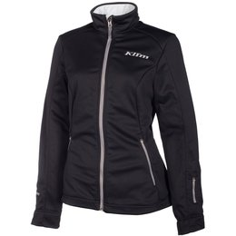 Klim Womens Whistler Windstopper Breathable Textile Snowmobile Jacket Black