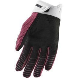 Thor Mens Rebound Gloves Red