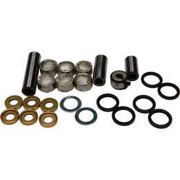 All Balls Swing Arm Linkage Bearing And Seal Kit 27-1005 For Honda Unpainted