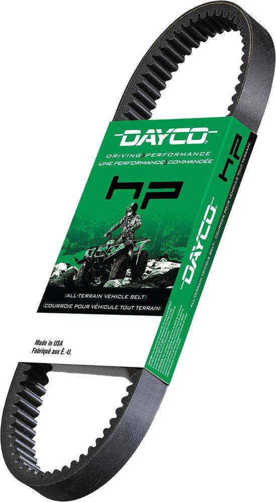 HP High-Performance Belt For 2005 John Deere Trail Buck 650 EX ATV~Dayco HP2035