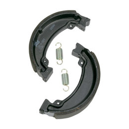 SBS All Weather Rear Brake Shoes With Springs Single Set Honda 2026 Unpainted