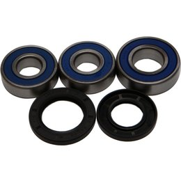 All Balls Wheel Bearing And Seal Kit Rear 25-1256 For Suzuki DR350SE DR650SE Unpainted