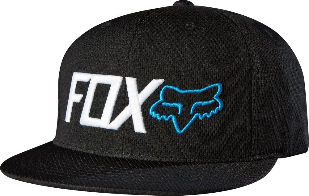 brand new f6541 96f78 ... germany fox racing mens trenches snapback adjustable hat black 91719  e6161